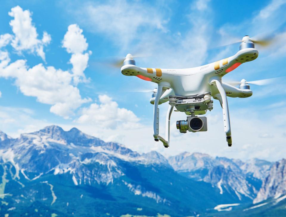 Desde Arriba Drones