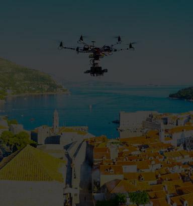 Fotogrametría y topografía aérea